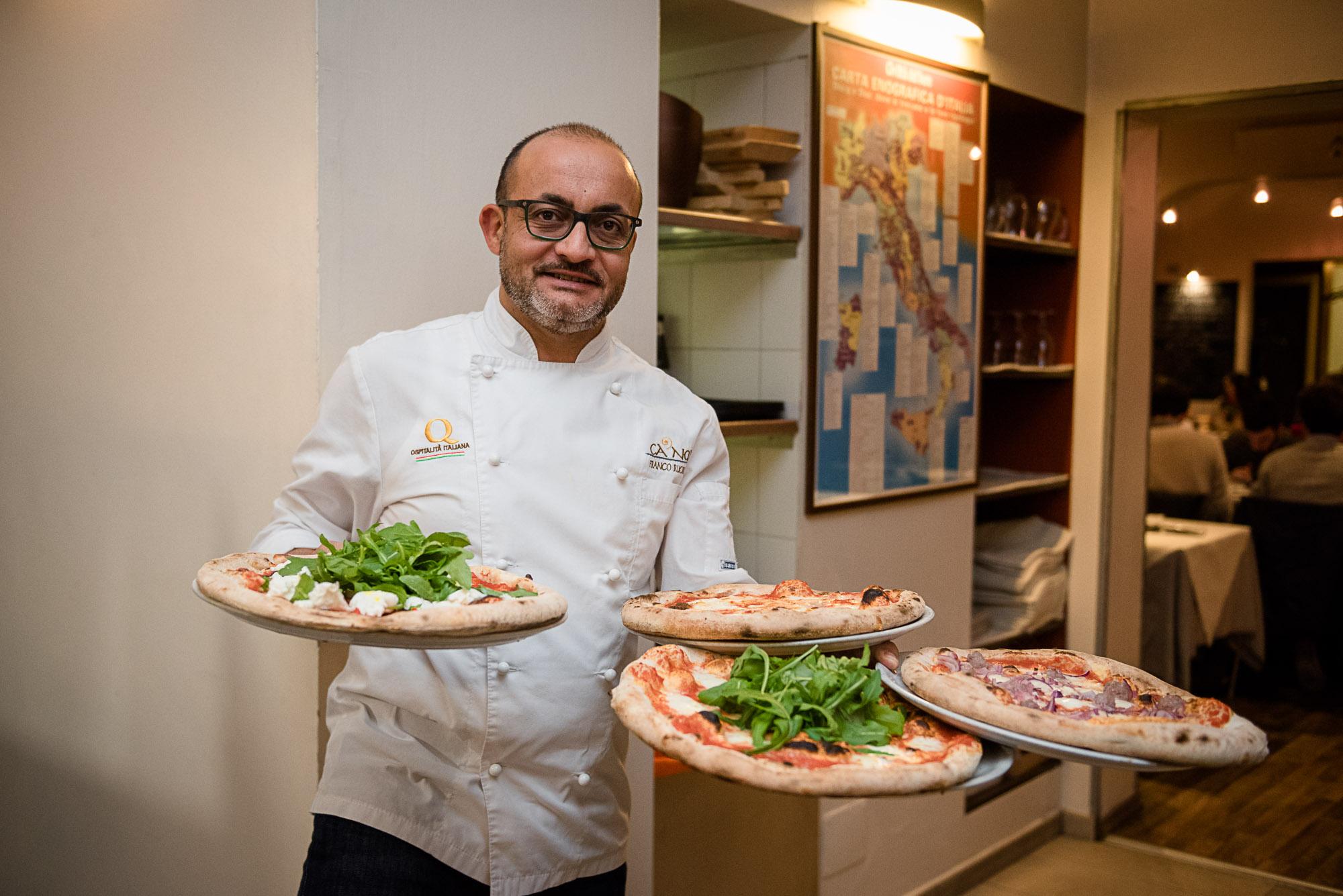 Pizzeria a Saluzzo